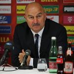 Станислав Черчесов: «Первые 25 минут наш план на игру работал»