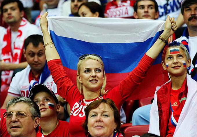 На матч Россия – Бельгия проданы все билеты