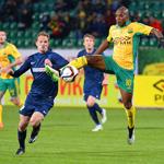 «Кубань» сыграла вничью с «Мордовией»