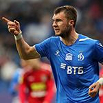 Комличенко забил победный гол «Динамо»