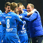 «Динамо» победило в Грозном