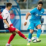 «Зенит» сыграл вничью с «Амкаром»