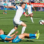 «Крылья Советов» одержали победу над «Зенитом»