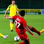 «Рубин» одержал победу над «Кубанью»