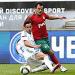 «Локомотив» и «Терек» сыграли вничью