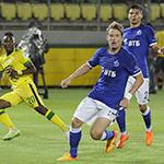 «Динамо» одержало победу над «Анжи»