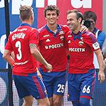 ПФК ЦСКА одержал четвертую «сухую» победу в Чемпионате