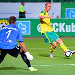 «Кубань» и «Уфа» не выявили победителя