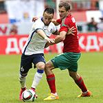 «Локомотив» и «Динамо» сыграли вничью