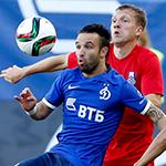 «Динамо» и «Мордовия» сыграли вничью