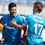 «Зенит» одержал волевую победу над «Динамо»