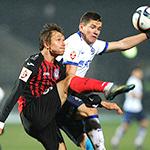 «Амкар» и «Динамо» сыграли вничью