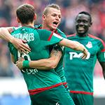 «Локомотив» одержал победу в дерби