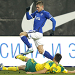 «Динамо» одержало победу над «Кубанью»