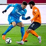 «Зенит» одержал крупную победу над «Уралом»