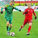 «Уфа» и «Кубань» сыграли вничью