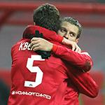 Гол Ткачука принес победу «Рубину»