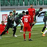 «Уфа» и «Мордовия» сыграли вничью