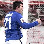 Гол Бечирая принёс «Динамо» победу в Уфе