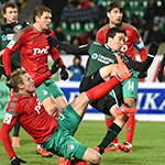 «Локомотив» одержал победу над «Краснодаром»