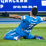 «Зенит» одержал победу над ПФК ЦСКА