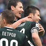 Гол Смолова принес победу «Краснодару»