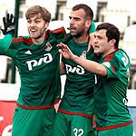 Гол Шкулетича принес победу «Локомотиву»