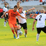 «Торпедо» одержало победу в Екатеринбурге