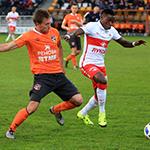 «Спартак» одержал победу в Екатеринбурге