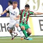 «Динамо» и «Рубин» сыграли вничью