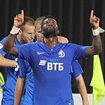«Динамо» разгромило «Уфу»