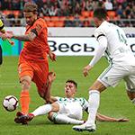 «Урал» одержал волевую победу в матче с «Ахматом»
