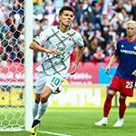 «Рубин» и ПФК ЦСКА разошлись ничьей