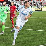 «Зенит» продолжил свою победную серию