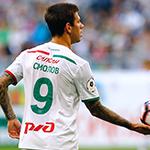Фёдор Смолов забил свой первый гол за «Локомотив»