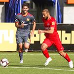 «Енисей» и «Арсенал» сыграли вничью