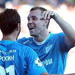 «Зенит» обыграл «Оренбург»