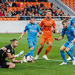 «Урал» и «Ростов» не выявили победителя