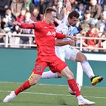 «Оренбург» и «Енисей» голов не забили