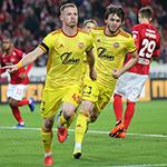 «Арсенал» победил в Москве «Спартак»