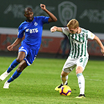 «Ахмат» и «Динамо» не выявили победителя