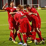 «Уфа» одержала победу над «Спартаком»