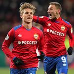 ПФК ЦСКА победил лидера РПЛ