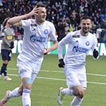 Вторая победа «Оренбурга» над «Крыльями»
