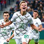 Дубль Сорокина принес «Рубину» заключительную победу в этом году