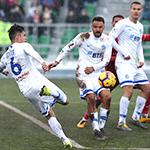 «Динамо» одержало победу в Уфе