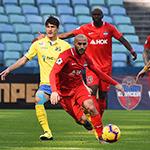 «Енисей» и «Ростов» не выявили победителя