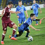 «Рубин» обыграл «Ростов»