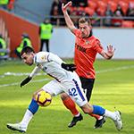 ПФК ЦСКА одержал победу в Екатеринбурге