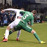 «Ахмат» одержал волевую победу над «Оренбургом»